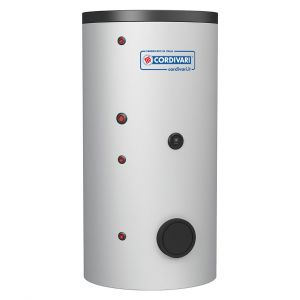 Boiler cu 1 serpentina fixa Bolly 1 ST WC 1000 L